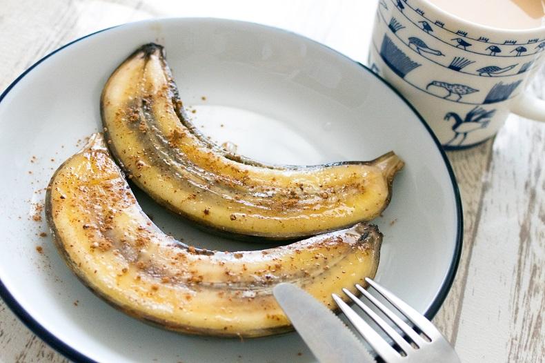 レシピ バナナ ダイエット